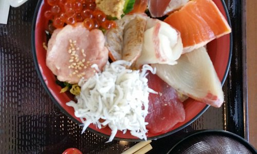 Sashimi don