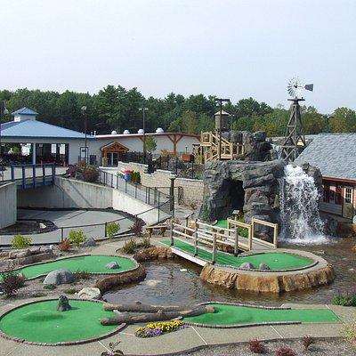 Go Karts, Adventure Golf, Laser Tag, Indoor Kid's Playground & Roller Skating