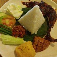 Nasi Ayam Taliwang