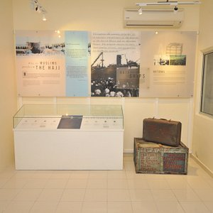 Penang also known as The Second Jeddah in early 19 century. This museum is about Penang in that