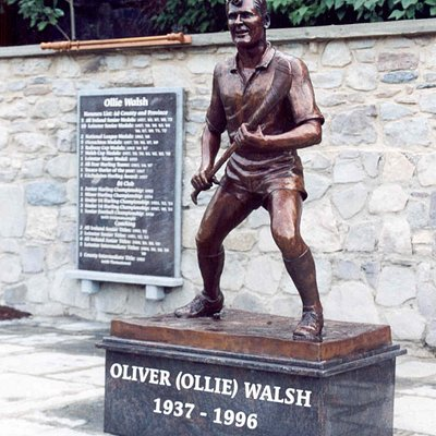 Patrick Oliver Walsh (13 July 1937 – 9 March 1996), better known as Ollie Walsh