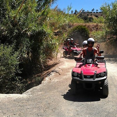 quad safari fun