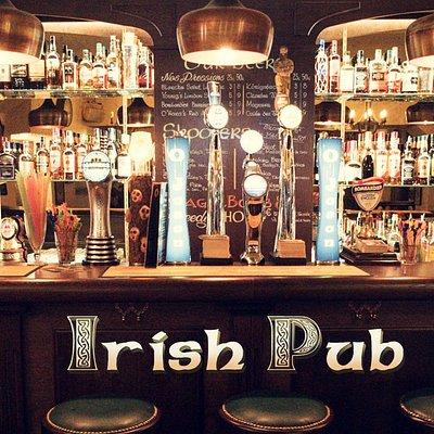 O'Jason, votre pub Irlandais vous propose une grande variété de bières, whiskys, gins et cocktai