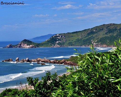 Praia Mole e Galheta tem uma Trilha maravilhosa, de onde pode tirar boas fotos.