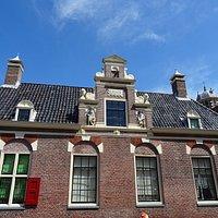 Alkmaar;Hof van Sonoy uit 1574