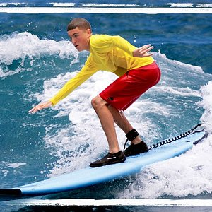 Book your Kona Surf Lesson today!