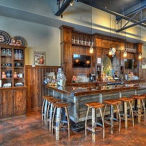 Bozeman Spirits Distillery Tasting Room