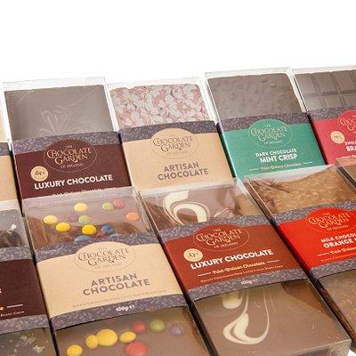 Delicious Chocolate Bars