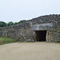 Eingang Grabstätte