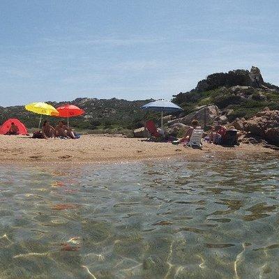spiaggia del monti dell arena, splashfun de luxe