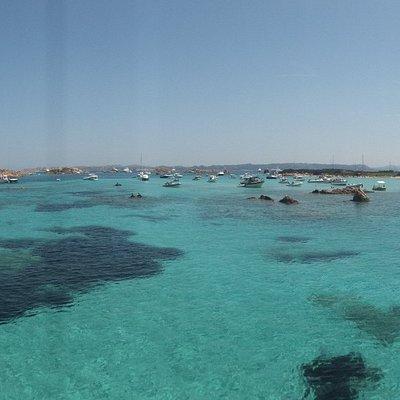 porto della madonna, view to the south
