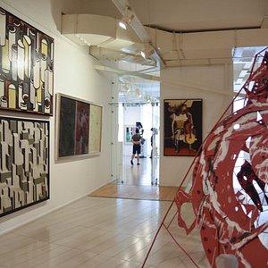 MIM (Modern Art Museum), Baku, Azerbaijan
