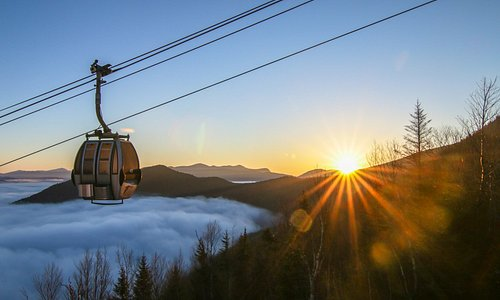 Gondola skyrides | Summer, Fall, Winter, Spring