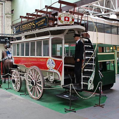 Manchester Bus Museum