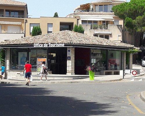 L'office de tourisme de Vaison-la-Romaine