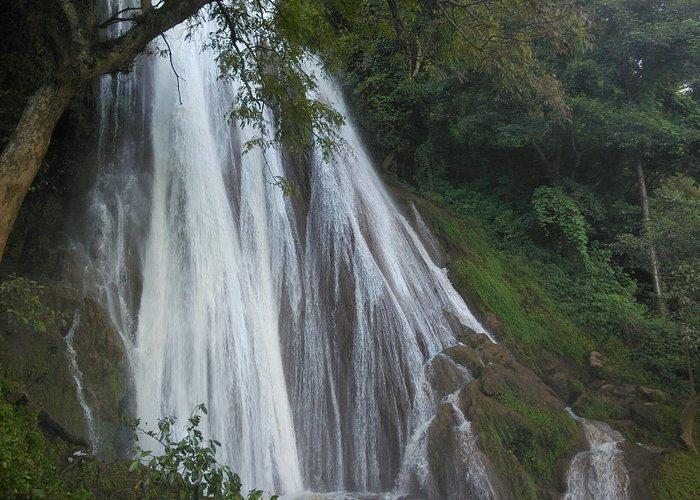 Waterfall near hsipaw