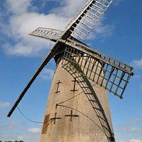 The Bidston Windmill