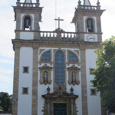 la chiesa ...