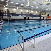 The main pool at Hinckleys new leisure centre.