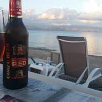 Corfu Beer Red