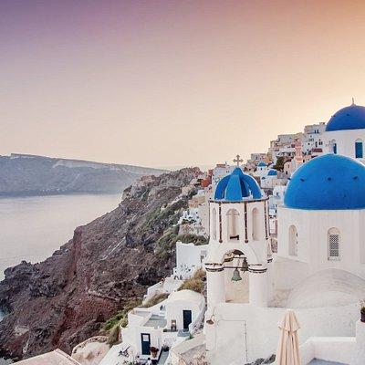 Santorini Day Tours - Oia town