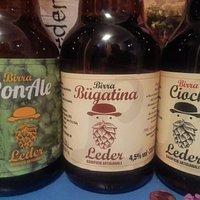 alcune delle birre prodotte