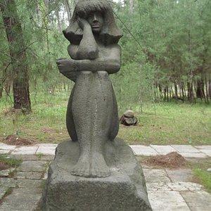Скульптура Зеретели