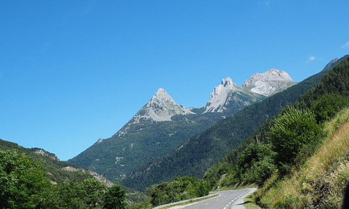 French/Italian Alps, what a road!