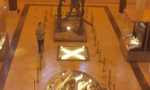burdur doğa tarihi müzesi (03.06.2016)