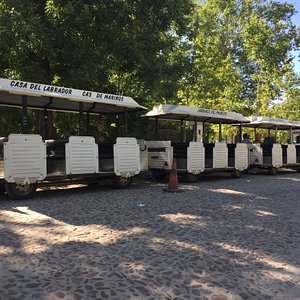 Chiquitren Tren Turistico de Aranjuez