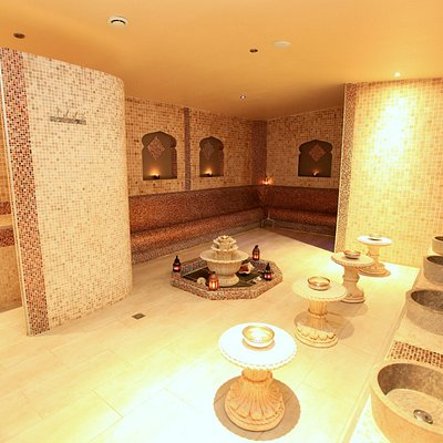 Le hammam traditionnel