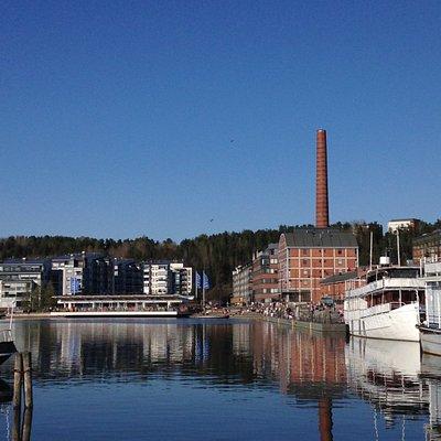 Lahti passenger harbour