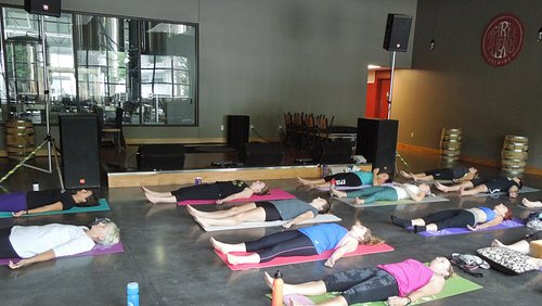 Your Kind of Yoga - biweekly at Three Heads Brewing!