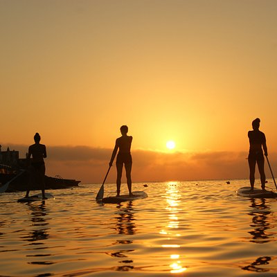 Sunrise SUP 6am