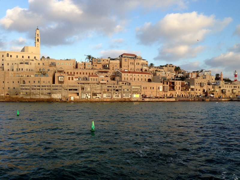 Старый Яффо, Израиль 2016. гид Леонид Метрик. Jaffa, Israel. tour guide Leonid Metrik
