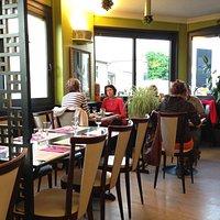 Dining at La Filante