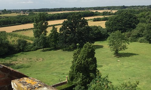 A view from the tower