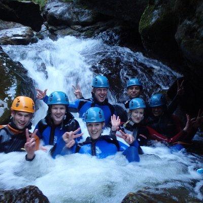 Canyoning Rafting Allgaeu 3