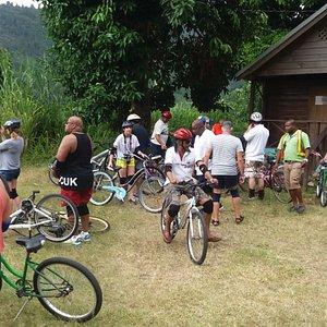 Blue Montain Bicycle tour
