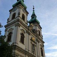 Budapest - Felsővízivárosi Szent Anna plébánia / St. Anna church