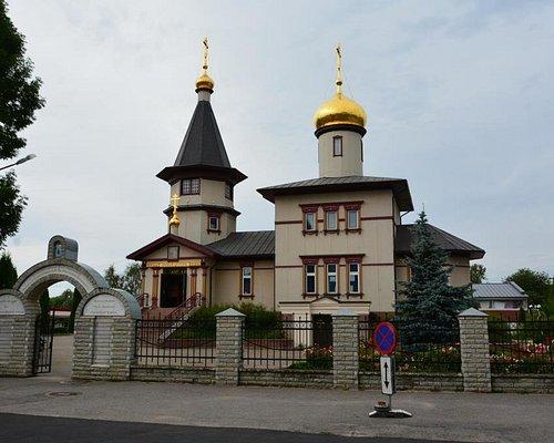 Храм Нарвской иконы Божией Матери