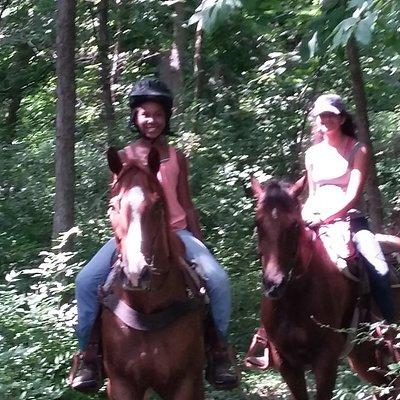 Beautiful Trail Ride