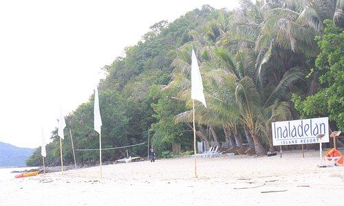 Inaladelan island resort
