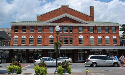 The City Market building