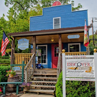 PW County Visitor Center - Historic Occoquan