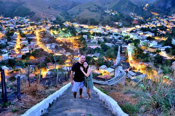 Vista do município de Mimoso do Sul!