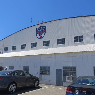 Chico Air Museum Located in a large hanger at the Chico Airport