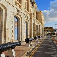 Birgu Waterfront.