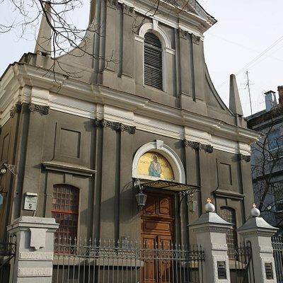 римско-католическая церковь св. Петра Апостола