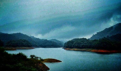 Kakkayam dam site